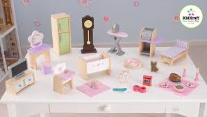 doll house furniture sets. KidKraft Doll House Furniture Set 28 Pieces Amazon Co Sets
