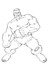 Hulk Printable Coloring Pages Printable Hulk Coloring Pages