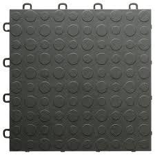 12 x12 interlocking garage flooring tiles coin top set of 30 contemporary vinyl flooring by blocktile