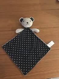matalan blue star bear comforter soft