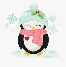Christmas Penguin Png Winter Cute Wallpaper Iphone