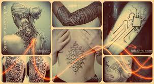 значение тату узоров смысл история фото и эскизы рисунков тату