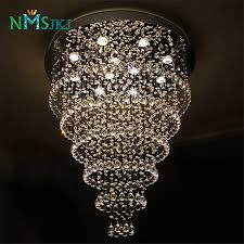 staircase lighting fixtures. modern luster de crystal chandelier large cristal lighting fixtures hotel projects staircase lamps restaurant cottage lightsin chandeliers from lights x
