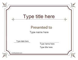Certificate Of Appreciation Volunteer Work Appreciation Certificate Sample Free Best Of Awards T To A