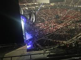 Prudential Center Section 225 Concert Seating