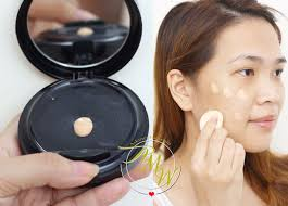 a photo of estee lauder double wear makeup to go shade sand