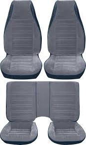1992 chevrolet camaro parts interior soft goods seat upholstery classic industries