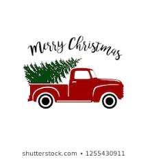 Christmas Truck Images, Stock Photos & Vectors | Shutterstock
