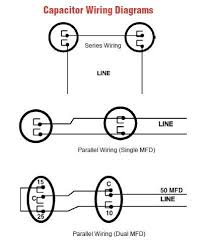 run capacitor wiring diagram the wiring wiring diagram 230v single phase motor start and run