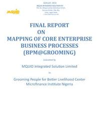 Grooming Centre Business Process Mapping By Mquid Issuu