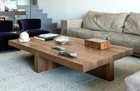coffee table blueprints homemade designs