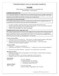 Job Skills For Resume Delectable Resume Examples With Soft Skills Together With Business Analyst