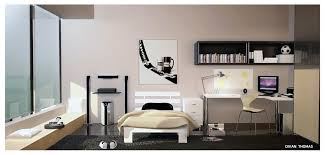 Mini Bedroom Design With Complete Facilities Cream Color Ideas: Design  Inspiration Teenage bedroom