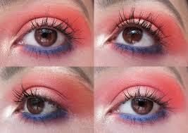 dewy peachy glow natural makeup step by step festive makeup tutorial 5