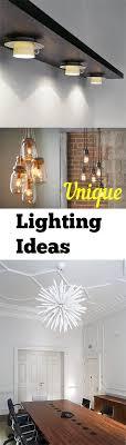 unique diy lighting. Unique Lighting Ideas Diy