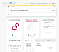 free transunion credit report dels a partial screenshot of my report page is below as one of the three major credit bureaus transunion already has all