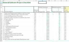 Quality Control Excel Quality Control Excel Assurance Checklist Template Plan Qa