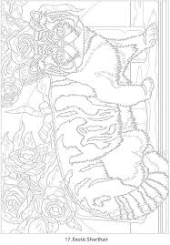 You will reduce the stress that often is apparent after a long day or long. Creative Haven Cats Color By Number Coloring Book By George Toufexis Welcome To Dover Publications Col Cat Coloring Book Cat Coloring Page Cute Coloring Pages