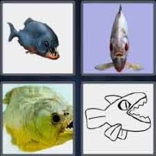 4 pics 1 word 7 letters level 3743 piranha