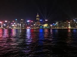 Where To See Symphony Of Lights Hong Kong Symphony Of Lights Hong Kong Harbor Night Cruise With Unlimited Drinks