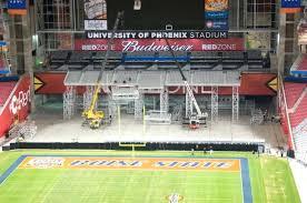 Suns Stadium Seating Chart Phoenix Stadium Seating Artscans Co
