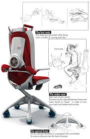 fitness office chair. incredible office chair by benjamin cselley fitness h