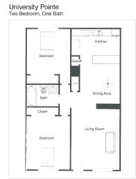 unique 2 bedroom 2 bath single story house plans for simple one level house plans tiny