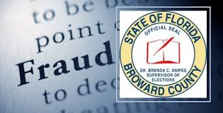 Image result for brenda snipes voter fraud