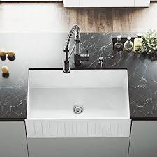 undermount farmhouse sink. VIGO  Undermount Farmhouse Kitchen Throughout Sink