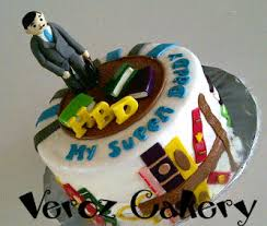 Its My Super Daddy Birthday Cake Verozcakery