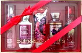 bath and body works a thousand wishes 5 gift set diamond simmer mist body lotion body cream shower gel and fragrance mist