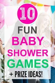 10 Incredibly Fun Baby Shower Games + Prize Ideas - What Mommy Does