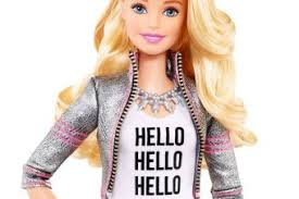 barbie doll. Photo: The Interactive Hello Barbie Doll Is Capable Of Holding A Conversation And Telling Jokes. (Mattel)