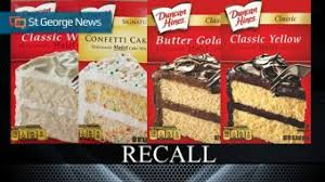 Salmonella Outbreak May Be Linked To Duncan Hines Cake Mixes St