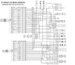 ls2 wiring diagram wiring diagrams best holley efi 558 103 ls2 3 7 58x 4x engine main harness 4l80e wiring diagram ls2 wiring diagram