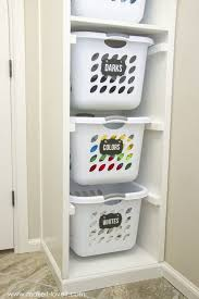 laundry storage best room images on wall