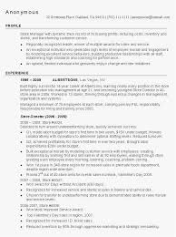 Retail Manager Resume Templates Beauteous Sales Manager Resume Free Templates Retail Manager Resume Example O