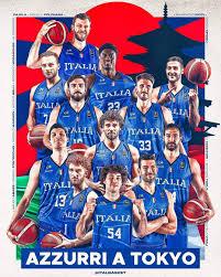 Olimpia Basket Camposampiero - L' Italbasket vola alle Olimpiadi di Tokio  dopo una prestazione maiuscola contro la Serbia🏀🤩😍 ORGOGLIOSI DI  VOI🏀🏀🤩🤩