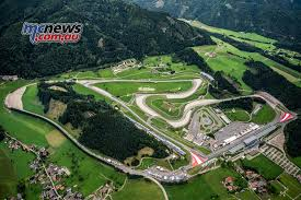 austria view red bull. Red Bull Ring Spielberg - Image Provided By MotoGP/Dorna Austria View Z