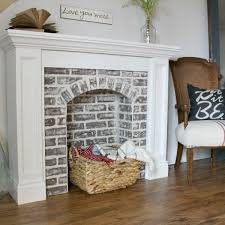 diy fake fireplace decor decorations faux fireplace ideas fake on how to cover a fireplace surround