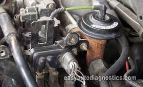 part 1 how to test the ford egr valve egr vacuum solenoid, dpfe 2001 Ford Explorer Sport Trac Vacuum Diagram how to test the ford egr valve egr vacuum solenoid, Ford Sport Trac Parts Diagram