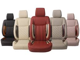 picture of 3d custom pu leather car seat covers for ford fiesta classic ht