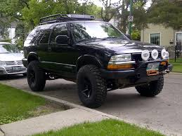 2002 Chevy Blazer Lifted Related Keywords & Suggestions - 2002 ...