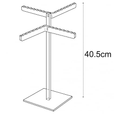 Acrylic Necklace Display Stands Necklace Stands acrylic PERSPEX acrylic display equipment and 80