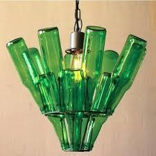 glass bottle chandelier incredible best ideas about beer on jar chand glass bottle chandelier