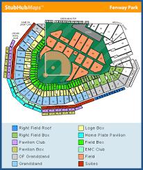 Juliayunwonder Fenway Park Concert Seating Chart