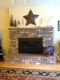 remove brick fireplace hearth from repaint