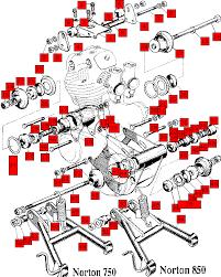 norton engine parts diagram norton diy wiring diagrams norton engine parts diagram norton electrical wiring diagrams
