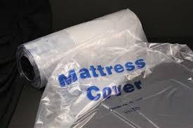 plastic mattress cover. Plastic Mattress Cover I