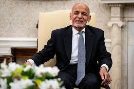 Afghan president ashraf ghani fled the country. F3wffrevytqlcm